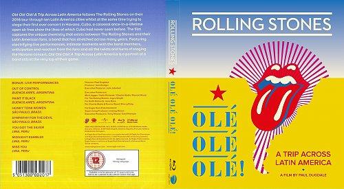Rolling Stones, The - Olé Olé Olé! (2017)