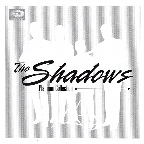 Shadows, The - Platinum Collection (2005) - 2CD +DVD