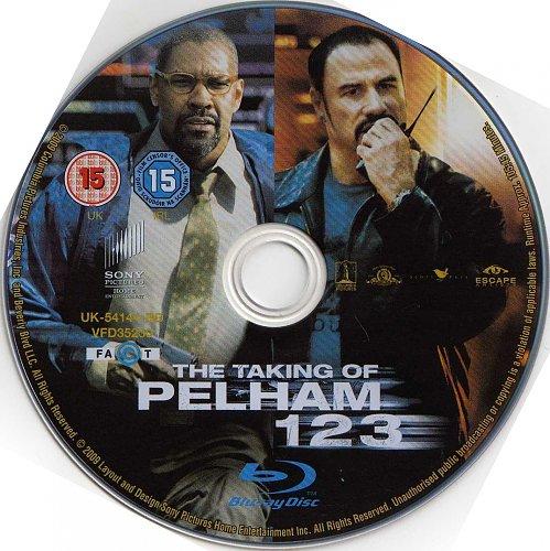 Опасные пассажиры поезда 123 / The Taking of Pelham 1 2 3 (2009)