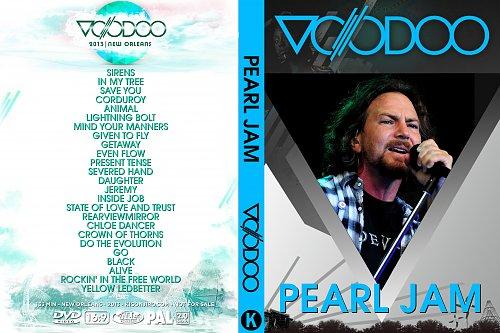 Pearl Jam - Voodoo Fest (2013)