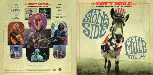 Gov't Mule - Stoned Side Of The Mule (2015)