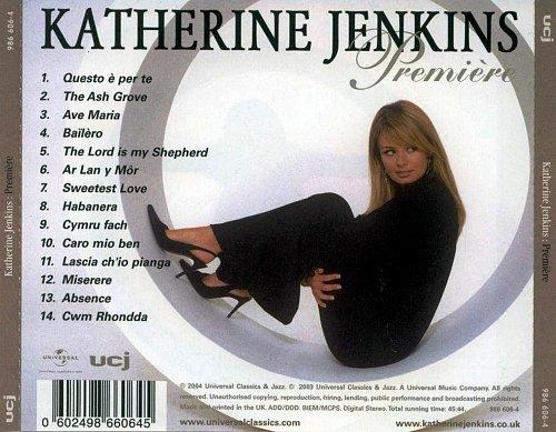 Katherine Jenkins - Premiere (2004)