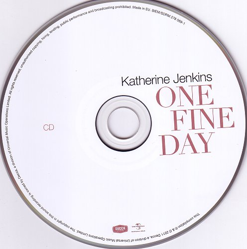 Katherine Jenkins - One Fine Day (2011)
