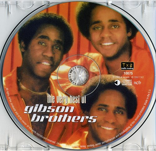 Gibson Brothers - The Very Best Of (2002)