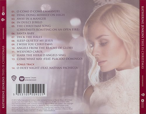 Katherine Jenkins - This Is Christmas (2012)