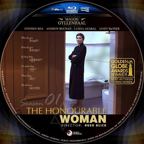 Благородная женщина / The Honourable Woman (2014)