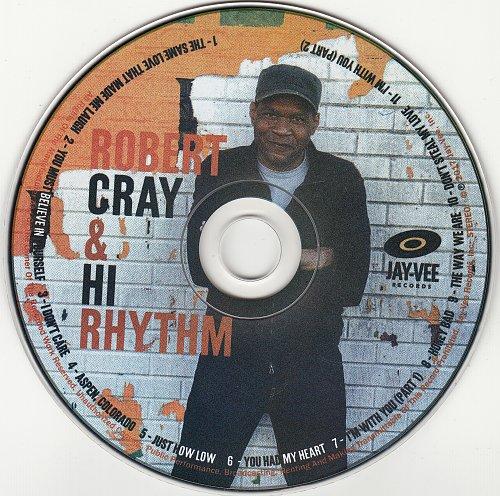 Robert Cray & Hi Rhythm - Robert Cray & Hi Rhythm (2017)