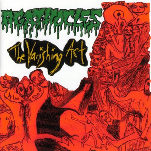 Agathocles (2007) / The Vanishing Act (2006) (2008 Sir Punkly, Pebble Studios, Canada)