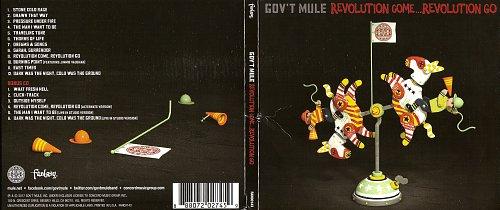Gov't Mule - Revolution Come...Revolution Go (2017)