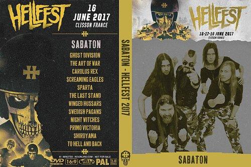 Sabaton - Hellfest (2017)