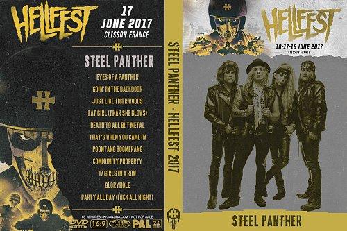 Steel Panther - Hellfest (2017)