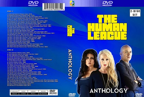Human League - Anthology (2017)