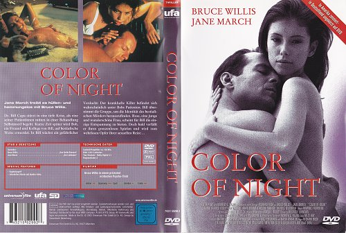 Цвет ночи / Color of Night (1994)