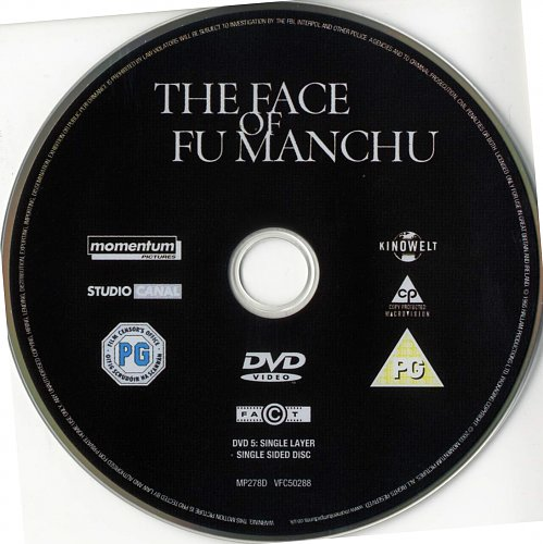 Лицо Фу Манчу / The Face of Fu Manchu (1965)