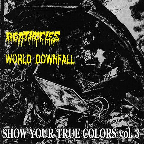 Agathocles (2003) / World Downfall - Show Your True Colors Vol.3 (2004 F.A.R. Records, Japan)