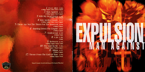 Expulsion - Man Against (1996)