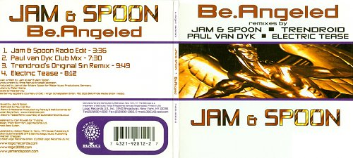 Jam & Spoon - Be.Angeled (2001)