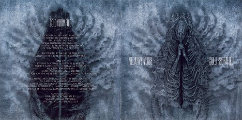Negative Voice - Cold Redrafted (2016)