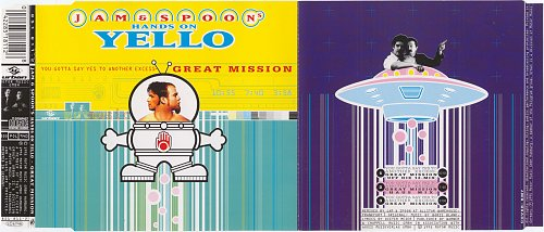 Jam & Spoon's Hands On Yello - Great Mission (1995)