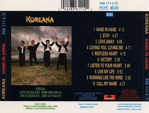 Koreana - Hand In Hand (1988)