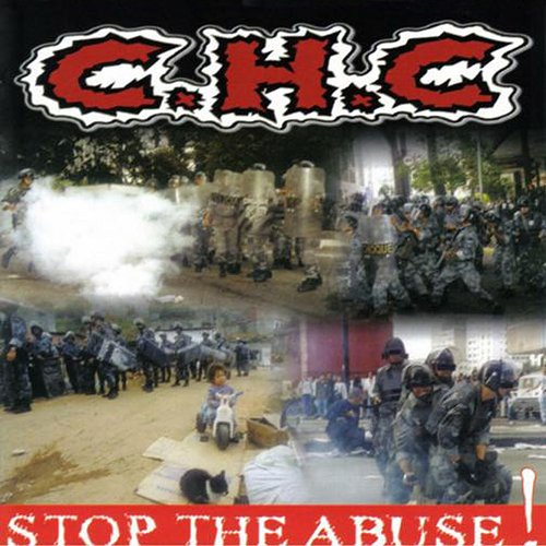 CxHxC/Agathocles - Stop The Abuse! / How Much Blood Do You Need, Yet? (2000 Mutilation Rec., Brazil)