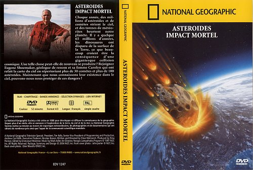 National Geographic: Астероиды - Смертельный удар / NG: Asteroids - Deadly Impact (1997)