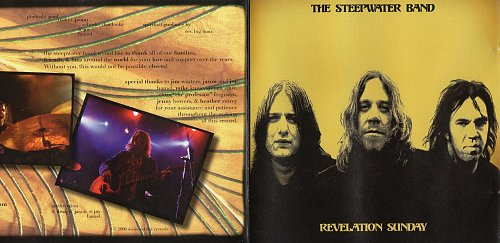 Steepwater Band, The - Revelation Sunday (2006)