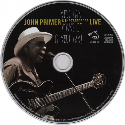 John Primer - You Can Make It If You Try. Live (2014)