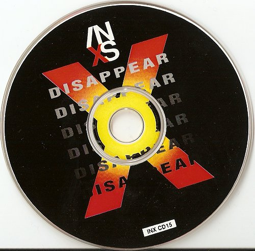 INXS - Disappear (1990, Single)