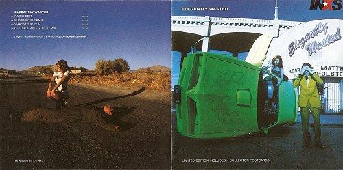 INXS - Elegantly Wasted (1997, Single)