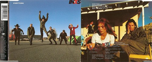 INXS - Everything (1997, Single)