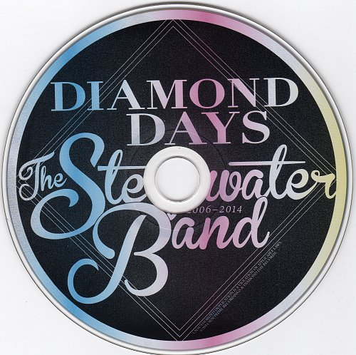 Steepwater Band, The - Diamond Days. The Best Of The Steepwater Band 2006-2014 (2014)
