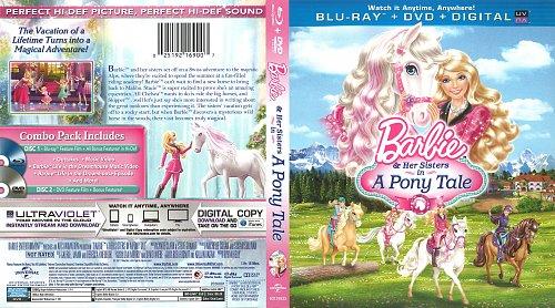 Барби и её сёстры в Сказке о пони / Barbie & Her Sisters in A Pony Tale (2013)