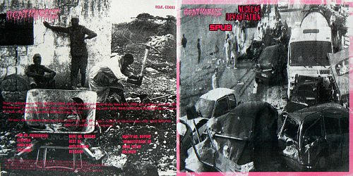 Nuclear Devastation / Agathocles - Spud (1997/1998 Path Of Experiences, P.O.E. Records, Italy)