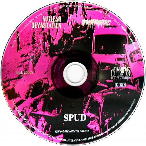 Nuclear Devastation / Agathocles - Spud (1997/1998 Path Of Experiences, P.O.E. Records, Italy)
