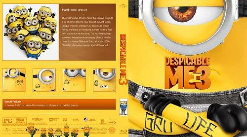 Гадкий я 3 / Despicable Me 3 (2017)
