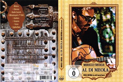 Al Di Meola - Morocco Fantasia (2011)
