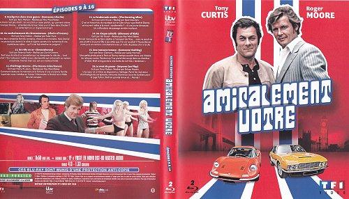 Сыщики-любители экстра класса / The Persuaders! (1971 - 1972)