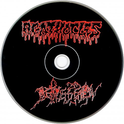 Agathocles / Depression - Robotized / Böses Blut (1997 Self-released, Belgium)