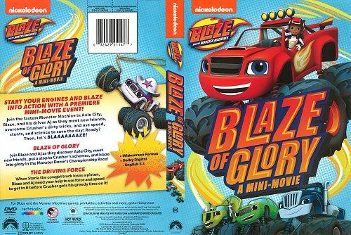 Вспыш и чудо-машинки / Blaze and the Monster Machines (2014)