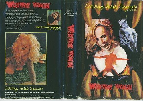 La lupa mannara  / Женщина-оборотень (1976)