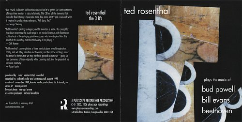 Ted Rosenthal - The 3 B's (2002)