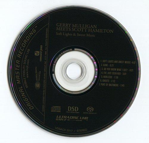 Gerry Mulligan & Scott Hamilton - Soft Lights & Sweet Music (2006)