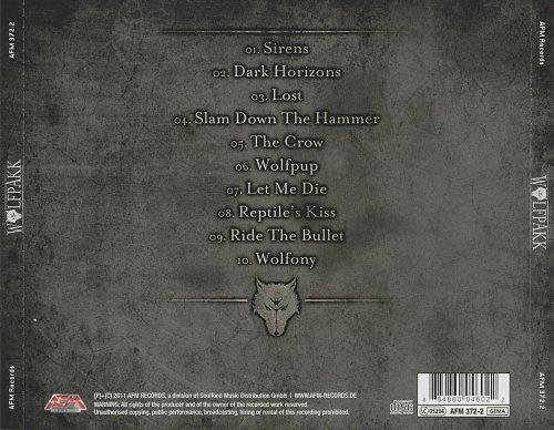 Wolfpakk - Wolfpakk (2011)