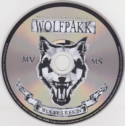 Wolfpakk - Wolves Reign (2017)