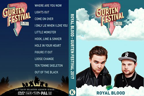 Royal Blood - Gurten Festival (2017)