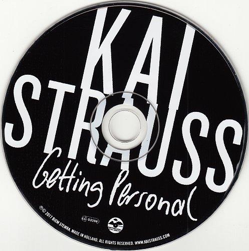 Kai Strauss - Getting Personal (2017)