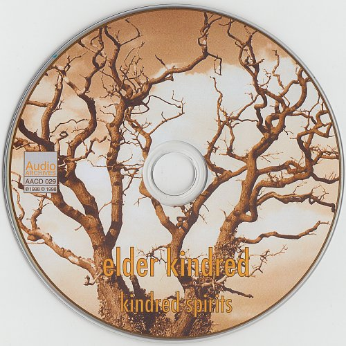 Elder Kindred - Kindred Spirits 1971-73 (1998)