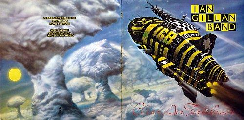Ian Gillan Band - Clear Air Turbulence (1977)