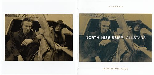 North Mississippi Allstars - Prayer For Peace (2017)